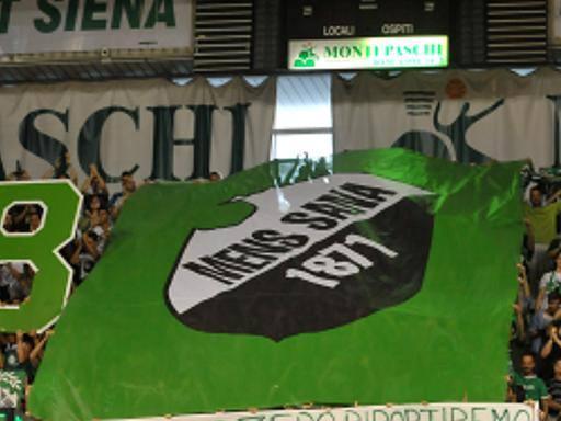 Siena, revocati cinque titoli alla Mens Sana Basket