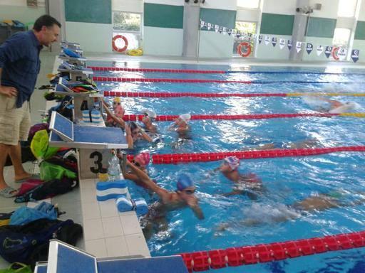 Viareggio, riaperta la piscina comunale