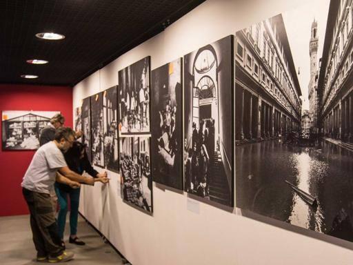 L'Arno e la città, un viaggio nei secoli La mostra all'Archivio di Stato