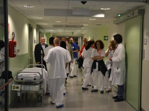 Lucca, un'altra aggressione al pronto soccorso del San Luca
