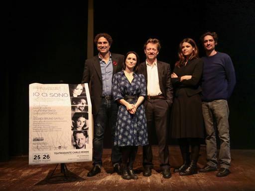 «Io ci sono», prima assoluta al Teatrodante Carlo Monni